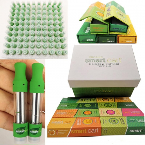 wholesale empty Organic  Smart Cart Smart Carts Premium Vape Cartridge vape Cart