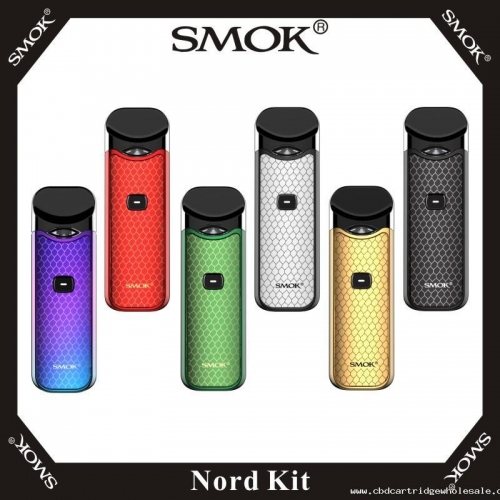 SMOK Nord Kit Built-in 1100mAh Battery 3ml Pod Cartridge